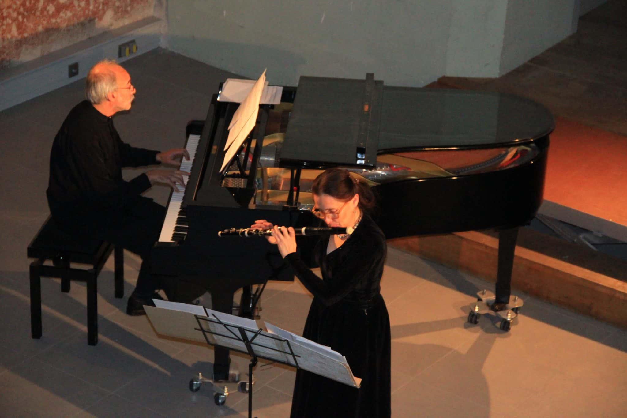 """Musik für Flöte & Flügel – vom galanten Stil bis zur Romantik"""" …"""
