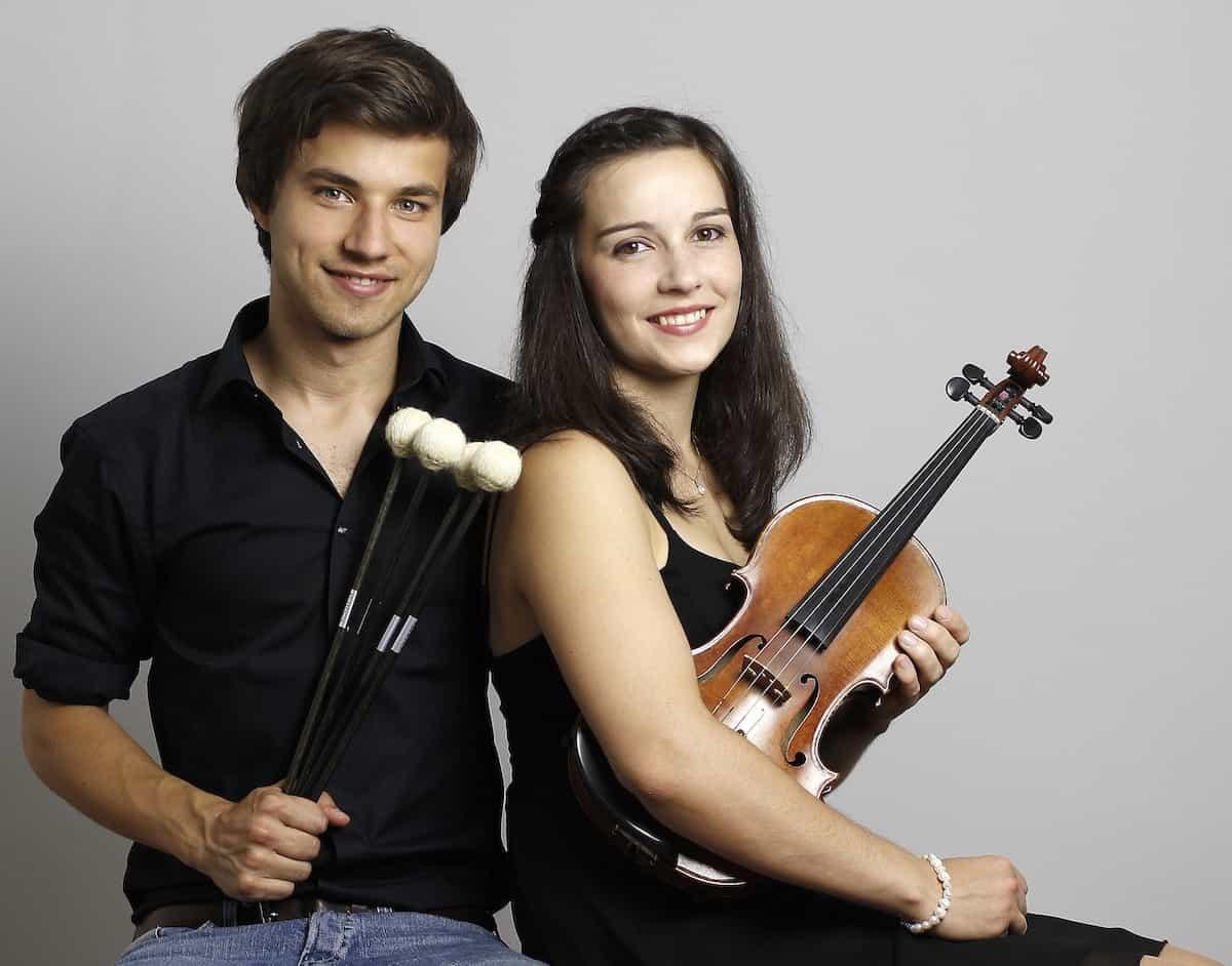 Duo Arcophon –  Violine & Percussion